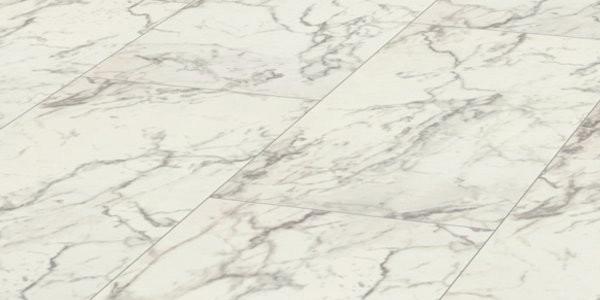 Carrara Marmor kronotex laminate flooring easyfloors